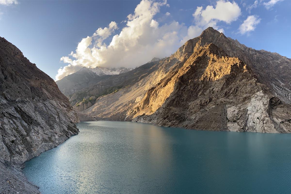 affrontare paura della solitudine, valle dell'Hunza, Pakistan