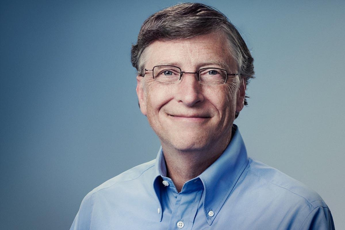 Bill Gates Coronavirus Vaccino, foto Bill Gates primo piano
