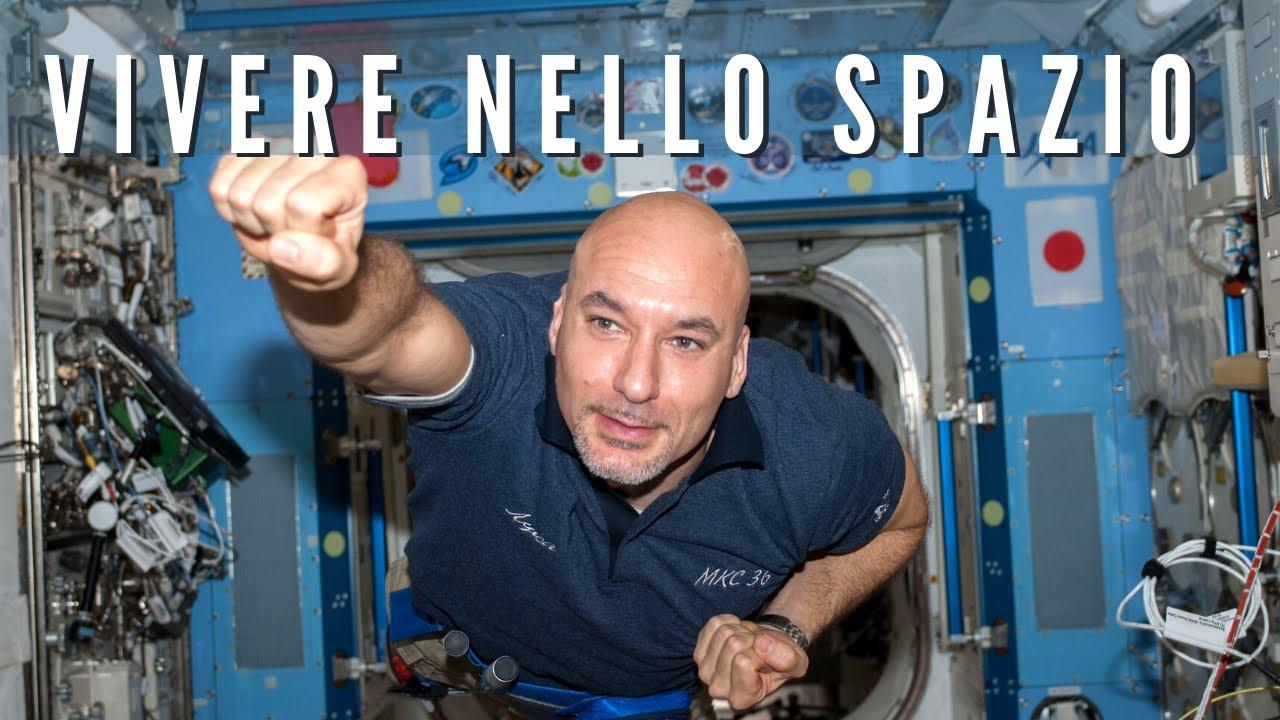 luca parmitano, stazione spaziale internazionale