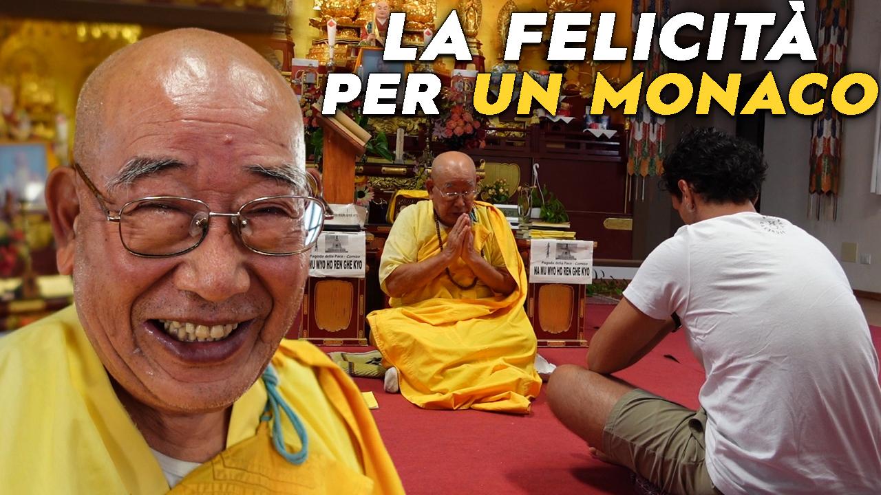 Giosho Morishita: un monaco giapponese in Sicilia